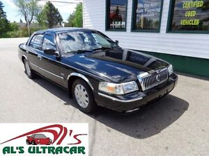 2007 Mercury Grand Marquis LS Ultimate ***AS TRADED***
