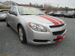 SUPER DEAL FOR 2011 MALIBU !!!  FINANCING AVAILABLE !...