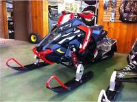 2015 POLARIS RUSH 800 PRO-S ES - FACTORY AUTHORIZED CLEARANCE