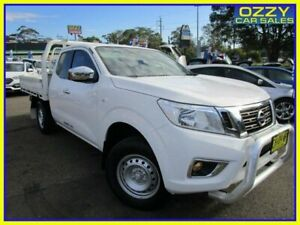 2016 Nissan Navara D23 Series II RX (4x2) White 6 Speed Manual King Cab Chassis Penrith Penrith Area Preview
