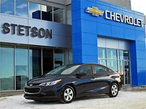 2016 Chevrolet Cruze LS Turbo Auto Winter Wheel/Tire Package