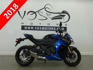 2018 Suzuki GSXS-1000- Stock #V2586- Free Delivery in the GTA**