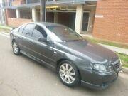 2008 Ford Falcon BF Mk II SR Grey 4 Speed Sports Automatic Sedan Merrylands Parramatta Area Preview