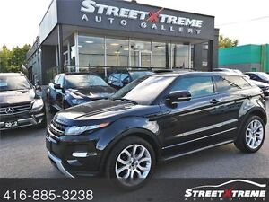 2012 Range Rover Evoque Dynamic Premium AWD & ACCIDENT FREE