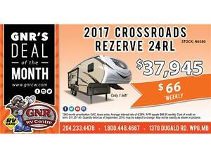 Deal of the Month GNR Camping World