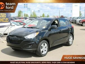 2013 Hyundai Tucson GL, 2.4L I4, AWD, Low KM's, No Accidents