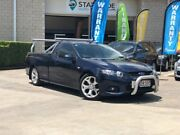 2012 Ford Falcon FG MkII XR6 Ute Super Cab Blue 6 Speed Sports Automatic Utility East Brisbane Brisbane South East Preview