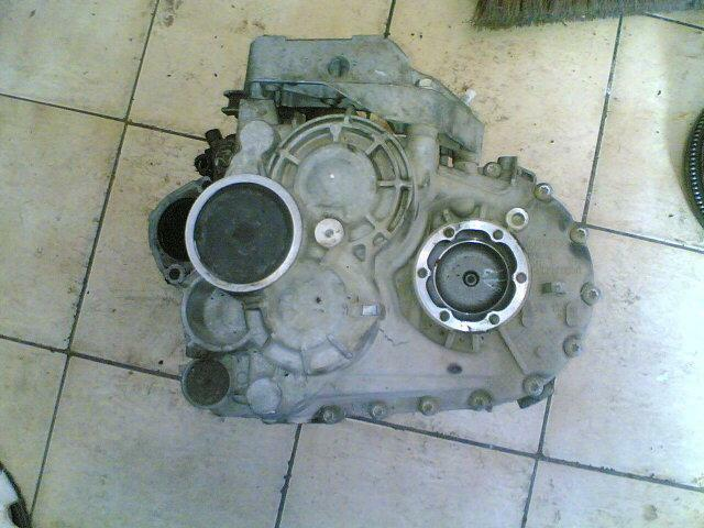 VW GOLF 6 GTI GEARBOX