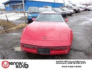 1984 Chevrolet Corvette 0dr