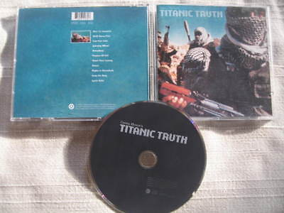 TITANIC TRUTH - s/t 1996 1pr CD CONNY BLOOM Diamond Dogs ELECTRIC BOYS RARE!