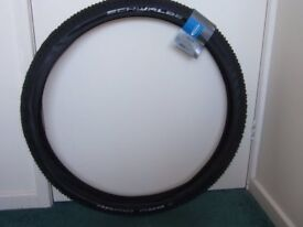 Schwalbe Rapid Rob 29er mountain bike tyre - new and unused