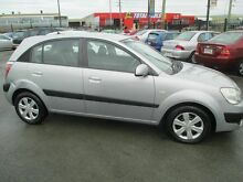 2006 Kia Rio JB EX Silver 4 Speed Automatic Hatchback Coopers Plains Brisbane South West Preview