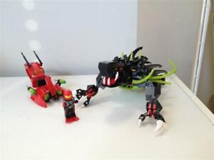 Lego Atlantis Shadow Snapper #8079