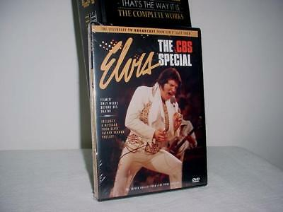 Elvis Presley : In Concert (1977) CBS Special DVD (Great Price!)
