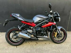 2017 Triumph Street Triple R Epping Whittlesea Area Preview