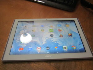 7 inch  acer iconia 10
