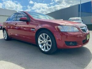 2011 Holden Berlina VE II International Red 6 Speed Sports Automatic Sedan Cardiff Lake Macquarie Area Preview