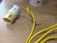 110 Volt Power Leads