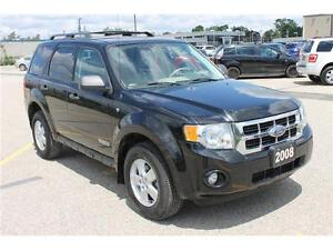 2008 Ford Escape *XLT* / V6 . 4WD . SUNROOF . POWER SEATS Kitchener / Waterloo Kitchener Area image 7