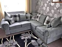 BRAND NEW BARRON CHESTERFIELD CORNER OR 3+2 SEATER SOFA SET AVAILABLE IN STOCK ORDER NOW