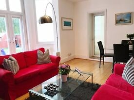 Spacious 2 bed garden flat situated in great location, Dartmouth Road, Mapesbury, London NW2