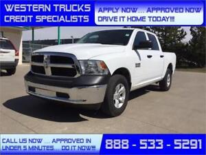 2016 Ram 1500 4x4 ~ Very Low Km ~ Like New~Save$$$ ~ $234 B/W