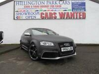Audi RS3 2.5 TFSI ( 340ps ) RS3 Sportback S Tronic 2011MY quattro