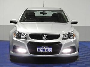 2015 Holden Commodore VF MY15 SV6 Silver 6 Speed Automatic Sedan Jandakot Cockburn Area Preview