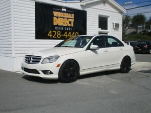 2010 Mercedes-Benz C-Class SEDAN C250 4 MATIC 2.5 L