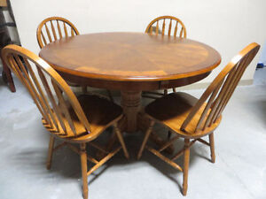 ~~Brand New 5 Piece Dining Table Sets