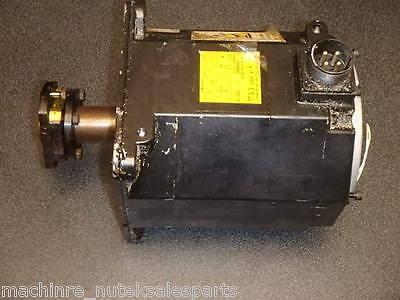 Fanuc Ac Servo Motor A06b-0143-b076 Robot No Encoder