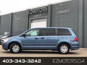 2012 VOLKSWAGEN ROUTAN|LOW KMS|NEW TIRES|ON SALE NOW!!!