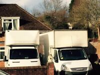 WHITE GLOVED REMOVALS / MAN & VAN / HOUSE CLEARANCE / CLEANING SERVICE / 24-7