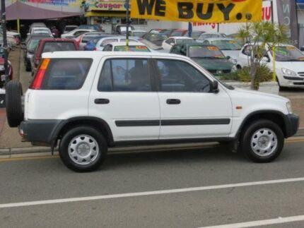2000 Honda CR-V (4x4) (4x4) White 4 Speed Automatic 4x4 Wagon Southport Gold Coast City Preview