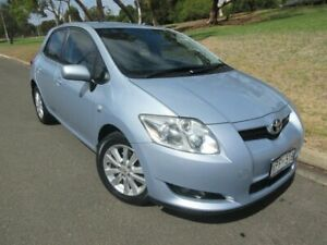 2007 Toyota Corolla ZRE152R Conquest Blue 4 Speed Automatic Hatchback