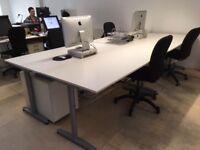 Desk Space available in creative Borough studio, close to London Bridge