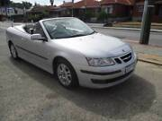 2007 Saab 9-3 Convertible West Perth Perth City Area Preview