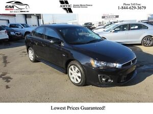 2016 Mitsubishi Lancer GREAT CONDITION, LOW KMS PLUS MORE!