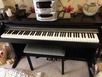 Korg EC350 Digital Piano with Stool