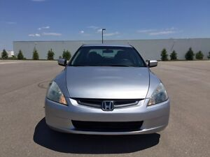 2005 HONDA ACCORD LX V6 -  | WARRANTY INCLUDED| MINT CONDITION