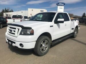 2007 Ford F-150 FX4 Supercab Flareside FX4