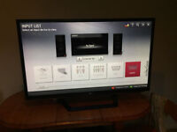 LG 47LM620T 47-inch Widescreen Full HD 1080p LED Cinema 3D Smart TV with Freeview HD Energy Class A+