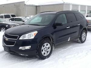 2011 Chevrolet Traverse LS 153kms $9995 MIDCITY WHOLESALE