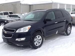2011 Chevrolet Traverse LS 153kms $11995 MIDCITY WHOLESALE