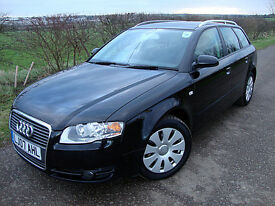 Audi A4 2.0 TDI Estate, Automatic, 81000k (see description)