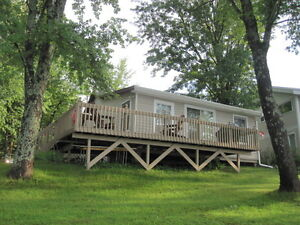 WATERFRONT COTTAGE FOR SALE CHAPEAU, QC  NEAR PEMBROKE