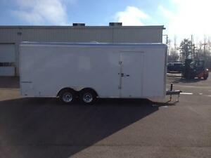 NEW 2017 PACE 8.5' x 20' CARGO SPORT ENCLOSED TRAILER