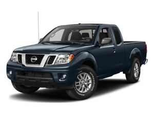 2017 Nissan Frontier KING CAB 4.0 PRO-4X