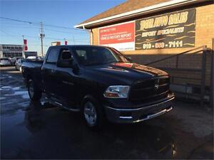 2010 Dodge Ram 1500 ***4 DOORS*****4X4***LEATHER***