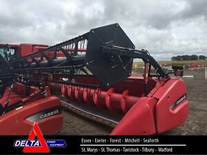 2012 Case IH 3020 35 Foot Flex Combine Head